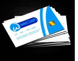 Nro 48 kilpailuun Design a Business Card käyttäjältä shihad20010325
