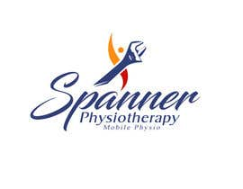 #127 для Logo Design for Spanner Physiotherapy від jaywdesign