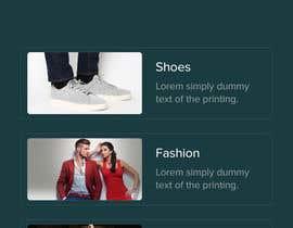 #11 untuk iPhone app UI design oleh sudpixel