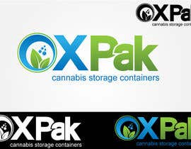 #423 para Logo Design for OXPAK: cannabis storage containers por akshaydesai