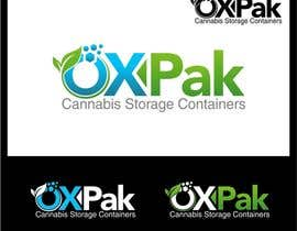 #336 para Logo Design for OXPAK: cannabis storage containers por jummachangezi