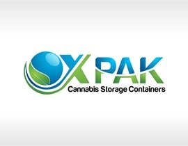 #429 for Logo Design for OXPAK: cannabis storage containers by OneTeN110