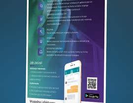 Nro 33 kilpailuun Przekształć materiały reklamowe - ulotki - w rollup käyttäjältä turaklewis