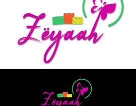 Nro 140 kilpailuun Logo brand 'Zeyaah' käyttäjältä Nanthagopal007