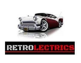 #14 untuk Retro auto electrician logo design oleh ashrafacap9