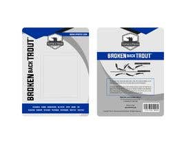 #10 para Broken Back Trout Packaging de Qomar
