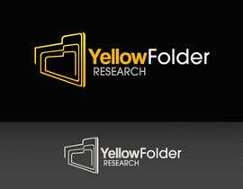 nº 355 pour Logo Design for Yellow Folder Research par pinky
