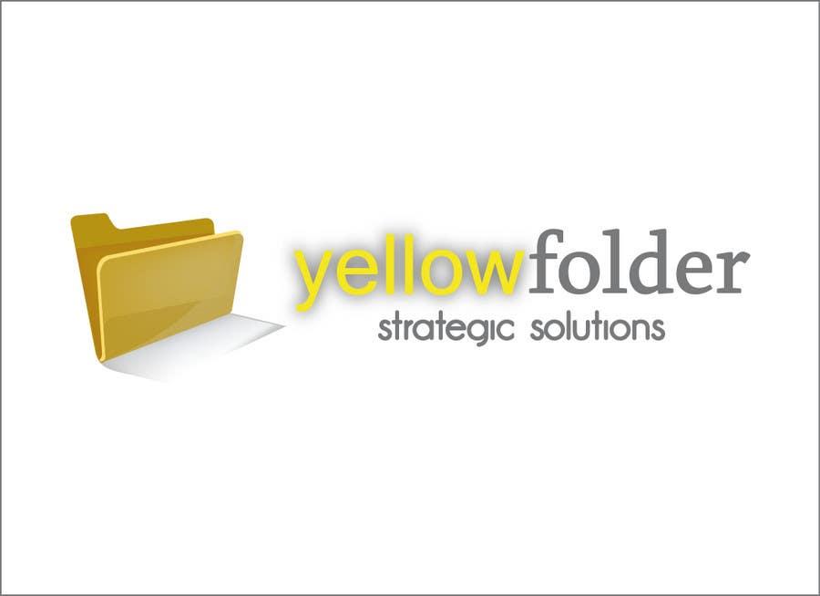 Zgłoszenie konkursowe o numerze #49 do konkursu o nazwie Logo Design for Yellow Folder Research