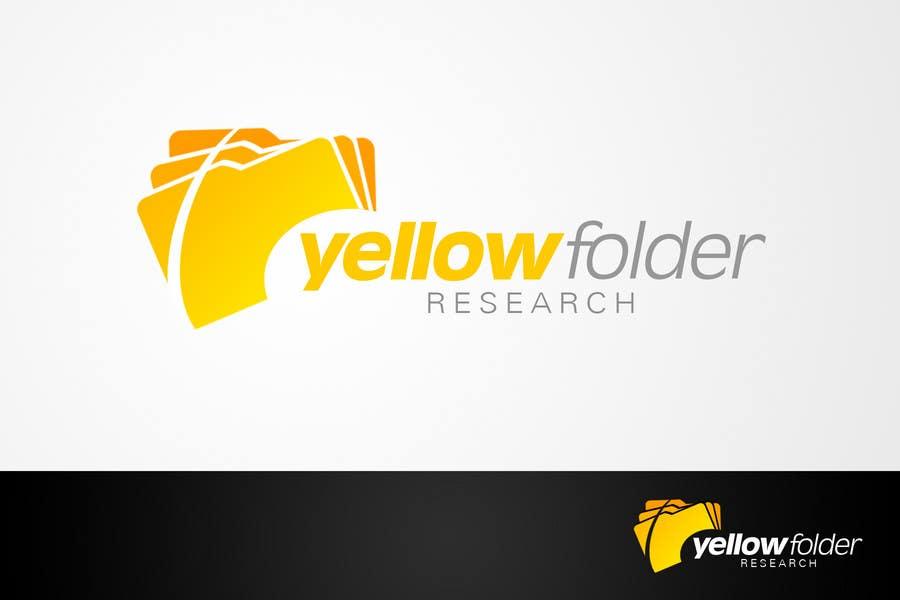 Zgłoszenie konkursowe o numerze #83 do konkursu o nazwie Logo Design for Yellow Folder Research