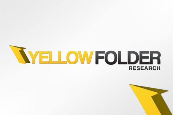 Participación en el concurso Nro.                                        320                                      para                                         Logo Design for Yellow Folder Research