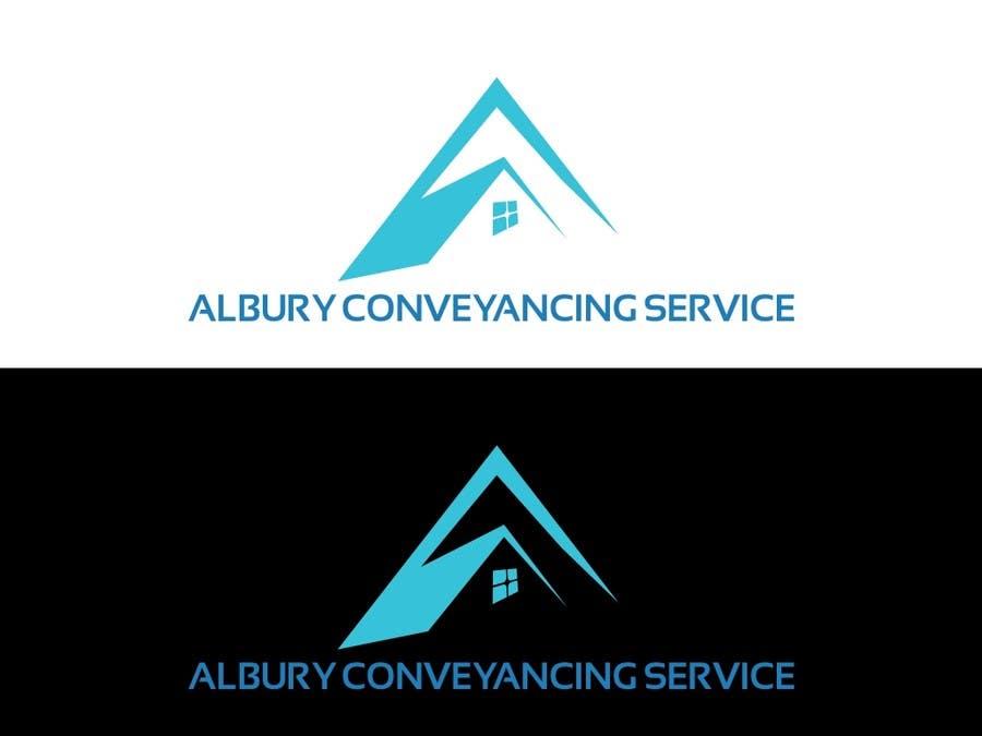 Konkurrenceindlæg #154 for Logo Design for Albury Conveyancing Service