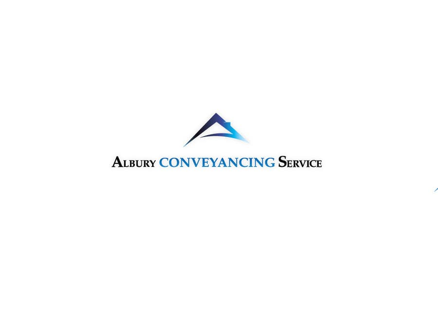Bài tham dự cuộc thi #                                        598                                      cho                                         Logo Design for Albury Conveyancing Service