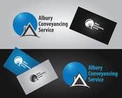 Graphic Design Конкурсная работа №183 для Logo Design for Albury Conveyancing Service