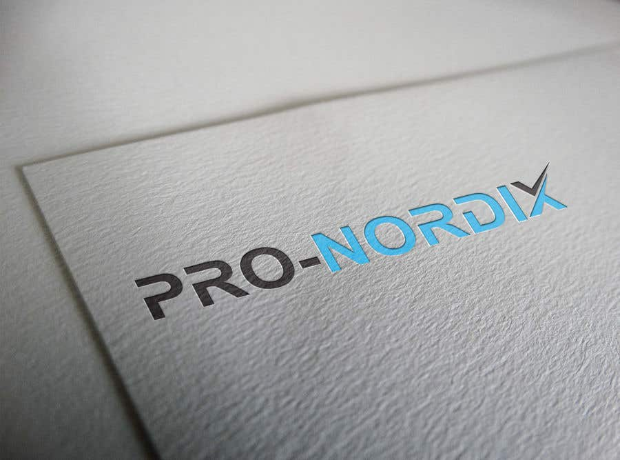 Contest Entry #253 for Logo design - Pro-Nordix