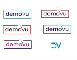 #168 for Create a logo for: DemoVu by eomotosho