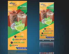 #17 for pull up banner design for new flavours by mlbari