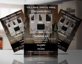 #18 for Village disco hire af raiyaan101