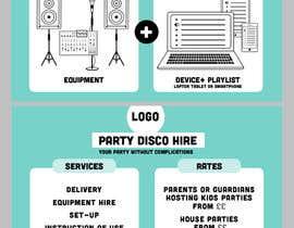 #27 for Village disco hire af tatisan