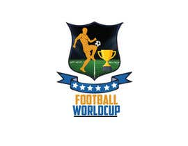 #8 for Design a logo for a Football (Soccer) World Cup tournament/competition by shahabshah99