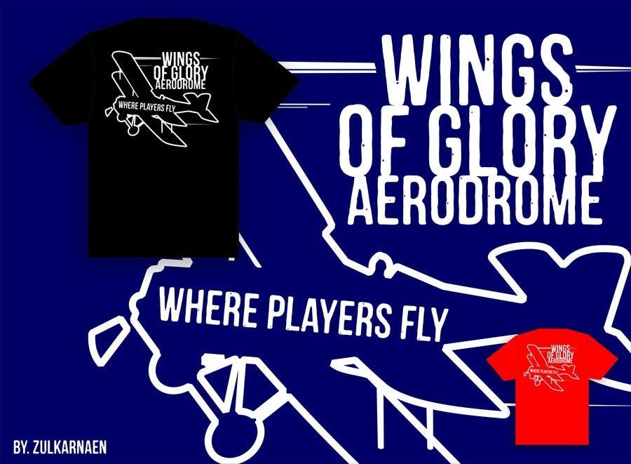"""Intrarea #2 pentru concursul """"Wings of Glory"""""""