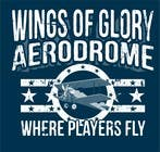 Wings of Glory için Graphic Design57 No.lu Yarışma Girdisi