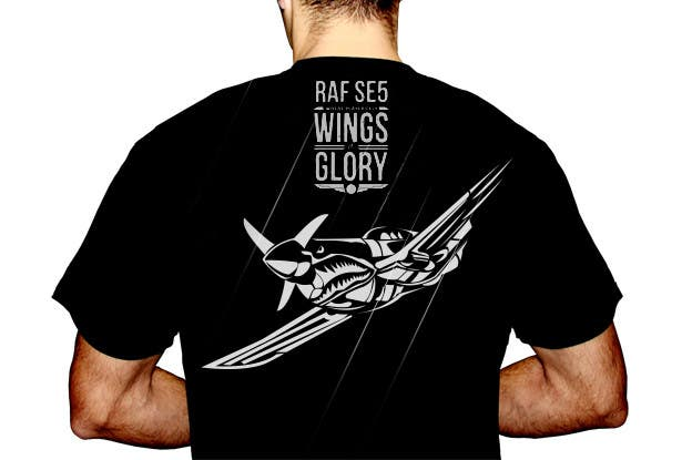 """Intrarea #75 pentru concursul """"Wings of Glory"""""""