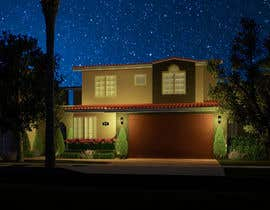 Nro 21 kilpailuun Front of house landscape rendering käyttäjältä luxshen