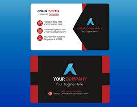 #102 for Business Card Design by Rimon04