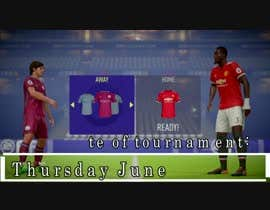 #8 for FIFA18 PS4 Tournament: Video Advertisement by pirpaula