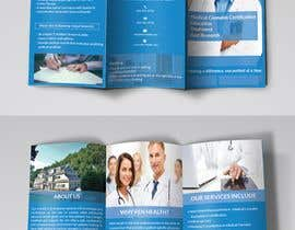 #40 สำหรับ Design a Creative Tri-Fold Brochure and a Folder for the Medical Practice โดย masumbinsharif