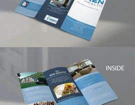 #47 สำหรับ Design a Creative Tri-Fold Brochure and a Folder for the Medical Practice โดย puteriadlin