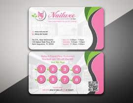 nº 156 pour Business card design par rtaraq