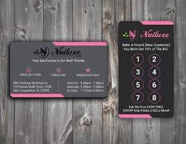 nº 115 pour Business card design par tanveermh