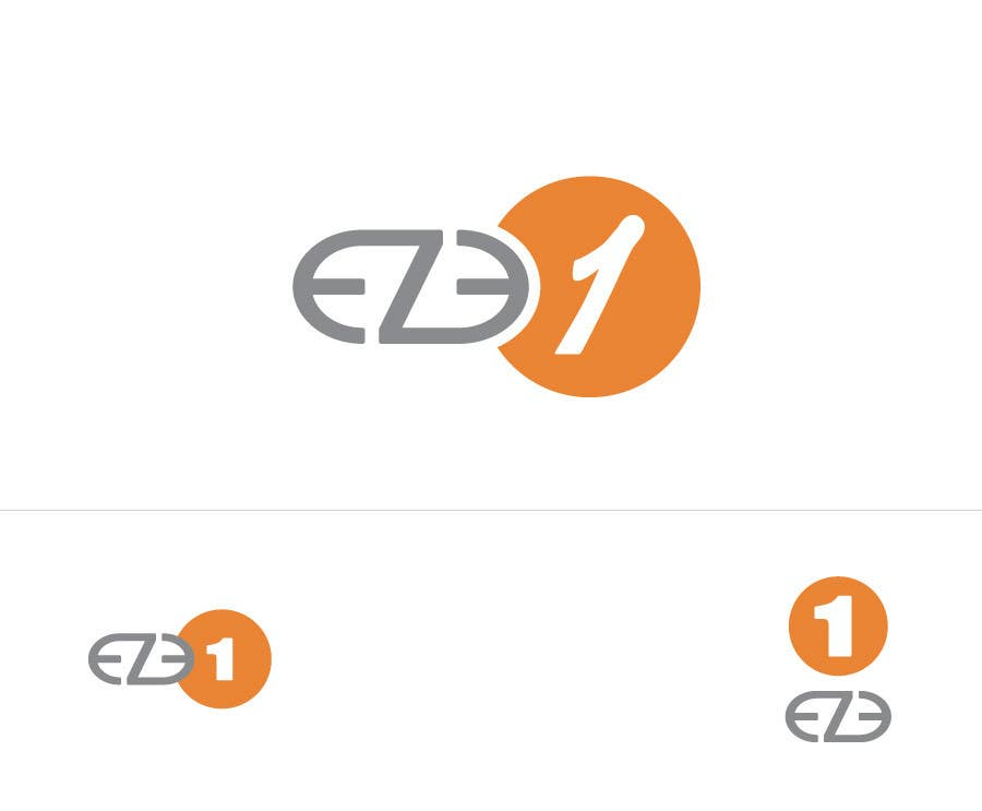 #248 for Logo Design for EZE1 (EZE1 Convenience) by fecodi