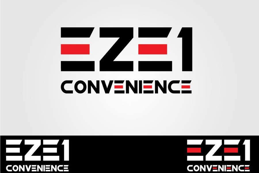 #236 for Logo Design for EZE1 (EZE1 Convenience) by akshaydesai