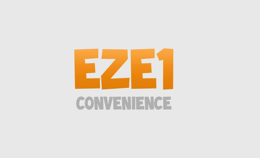 #239 for Logo Design for EZE1 (EZE1 Convenience) by patil1987