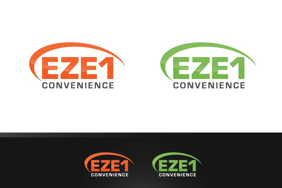 #222 for Logo Design for EZE1 (EZE1 Convenience) by BrandCreativ3