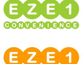 #250 para Logo Design for EZE1 (EZE1 Convenience) por handokogallery