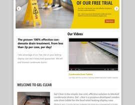 #24 untuk Design New Website - Design only oleh kethketh