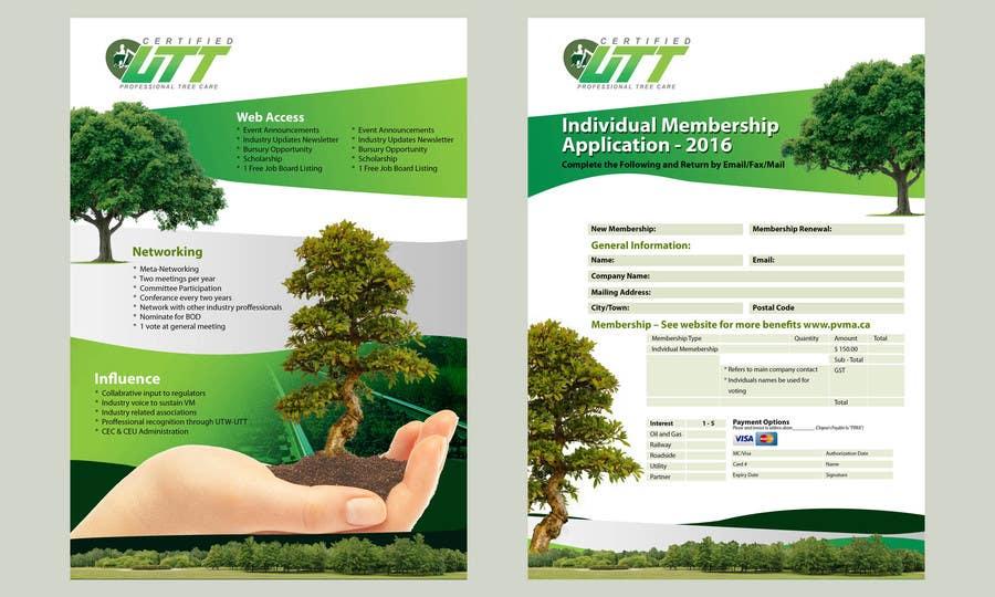 Inscrição nº                                         16                                      do Concurso para                                         Design a Brochure for PVMA