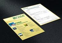 Graphic Design Inscrição do Concurso Nº14 para Design a Brochure for PVMA