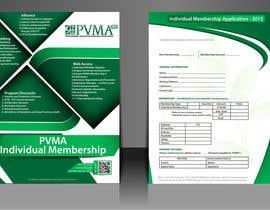 #9 para Design a Brochure for PVMA por TheBrainwiz
