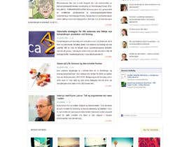 nº 32 pour Website Design for Disaster.Com par sn66