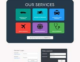 #48 for BUILD A WEBSITE ... by mihrana94