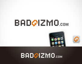 #64 para Logo Design for BadGizmo por Mackenshin