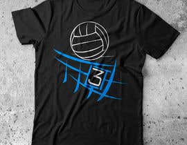 #48 for Enhance our Logo to include Volleyball graphics by karlparan