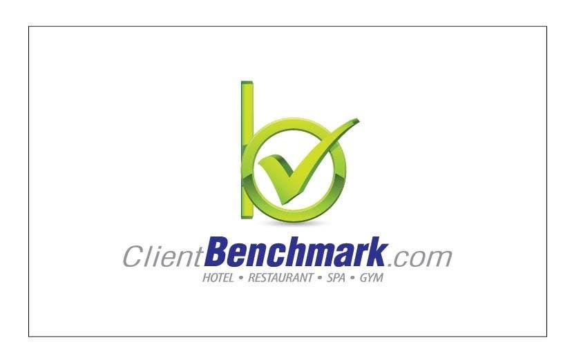 Inscrição nº                                         114                                      do Concurso para                                         Logo Design for clientbenchmark.com