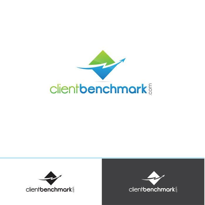Inscrição nº                                         64                                      do Concurso para                                         Logo Design for clientbenchmark.com