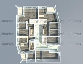 #2 for dwg to 3d plan by abdomostafa2008