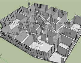 #6 for dwg to 3d plan by imamulislam